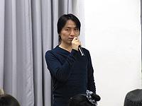 (株)バリオーサ代表取締役 中山 学さん